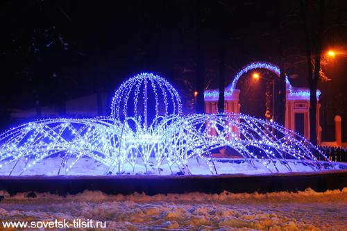 Новогодний Советск