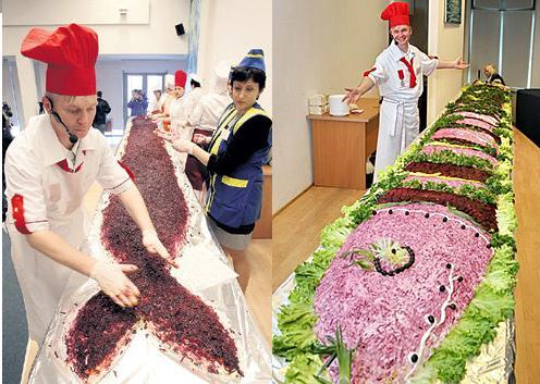 День селедки в Калининграде