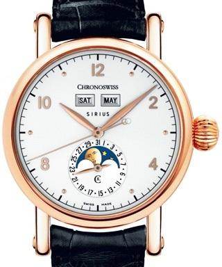 часы Chronoswiss Sirius Triple Date