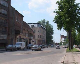 дороги в Советске