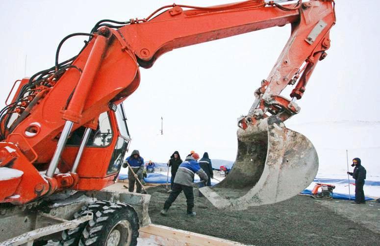 строительство Балтийская АЭС