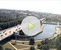 веб камера в г.Калининграде,Ленинский проспект