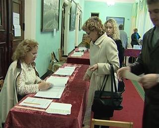 досрочное голосование Калининградской области