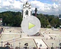 веб камера в г.Калининграде, пл. Победы