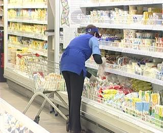 молочная продукция в Калининградской области