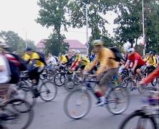Осенний велопробег