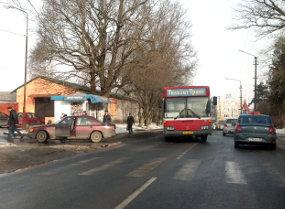 ДТП в Советске