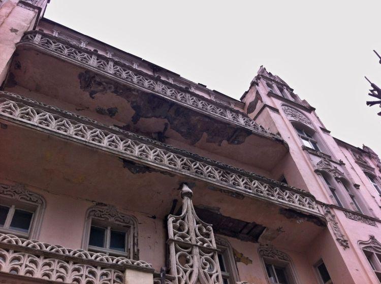 Разрушение объекта культурного наследия