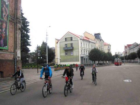 Весенняя велопрогулка