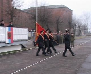 в Советске прекратила существование войсковая часть